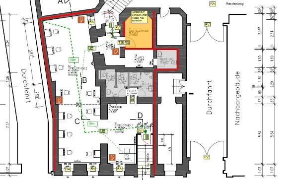 brandschutzplanung. Black Bedroom Furniture Sets. Home Design Ideas